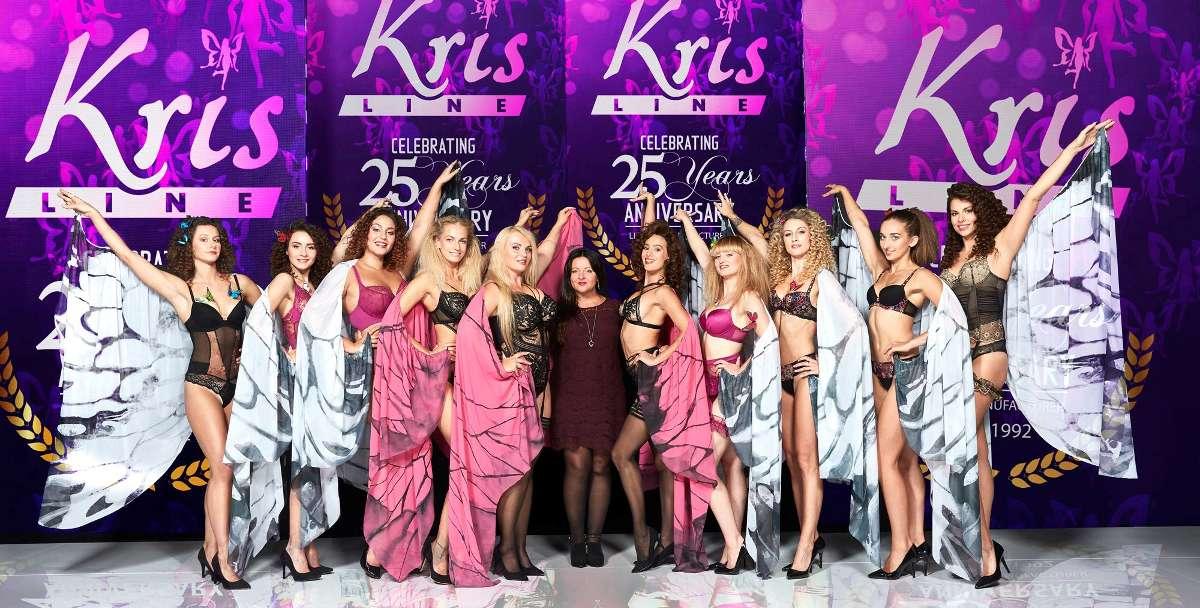 KrisLine - pokaz z okazji 25-lecia